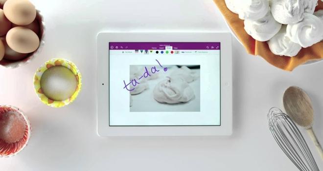 Végre az iPad-en is elérhető a OneNote kézírás funkciója!