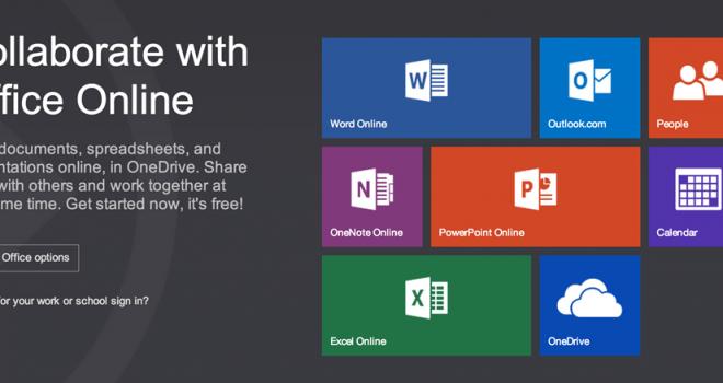 Nézd meg milyen új frissítések érkeznek 2015-ben az Office Online-hoz!